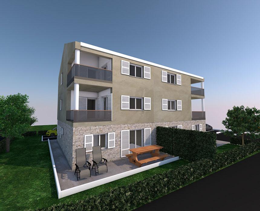 Prodaja stanova Biograd