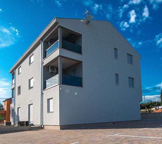 Kuća 6 stanova Biograd 1