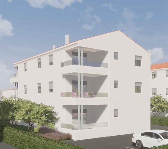Kuća 6 stanova Biograd 2