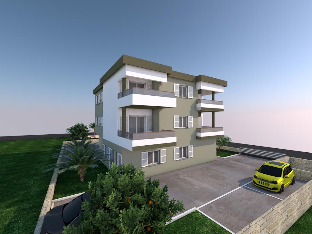 Prodaja stanova Biograd - 3D