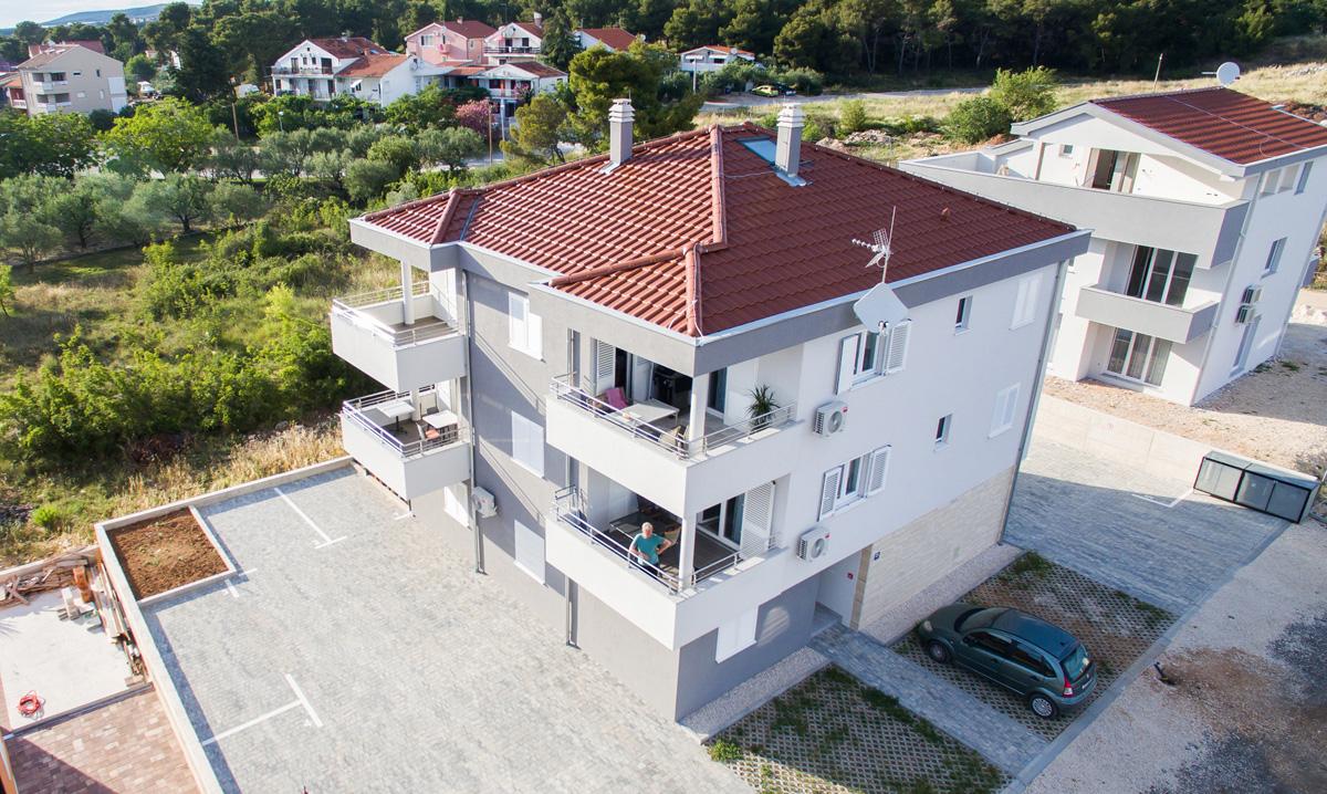 Prodaja stanova Biograd - Zgrada